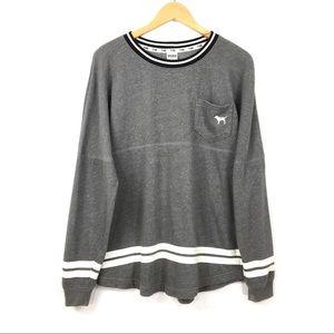 PINK Victoria's Secret | Oversized Crew Sweater